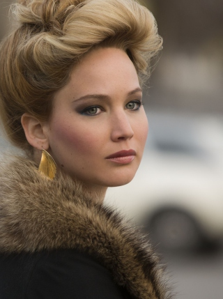 Jennifer Lawrence - American Hustle Wallpaper for iPhone 6 Plus