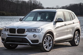 Free BMW X3 i35X XLine Picture for Android 480x800