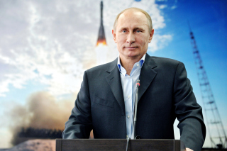 Vladimir Vladimirovich Putin Wallpaper for Android, iPhone and iPad