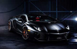 Free Lamborghini Aventador Picture for Android, iPhone and iPad