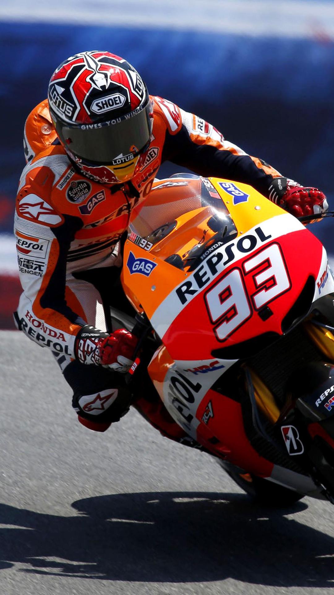 Repsol Honda MotoGP Wallpaper for iPhone 6 Plus