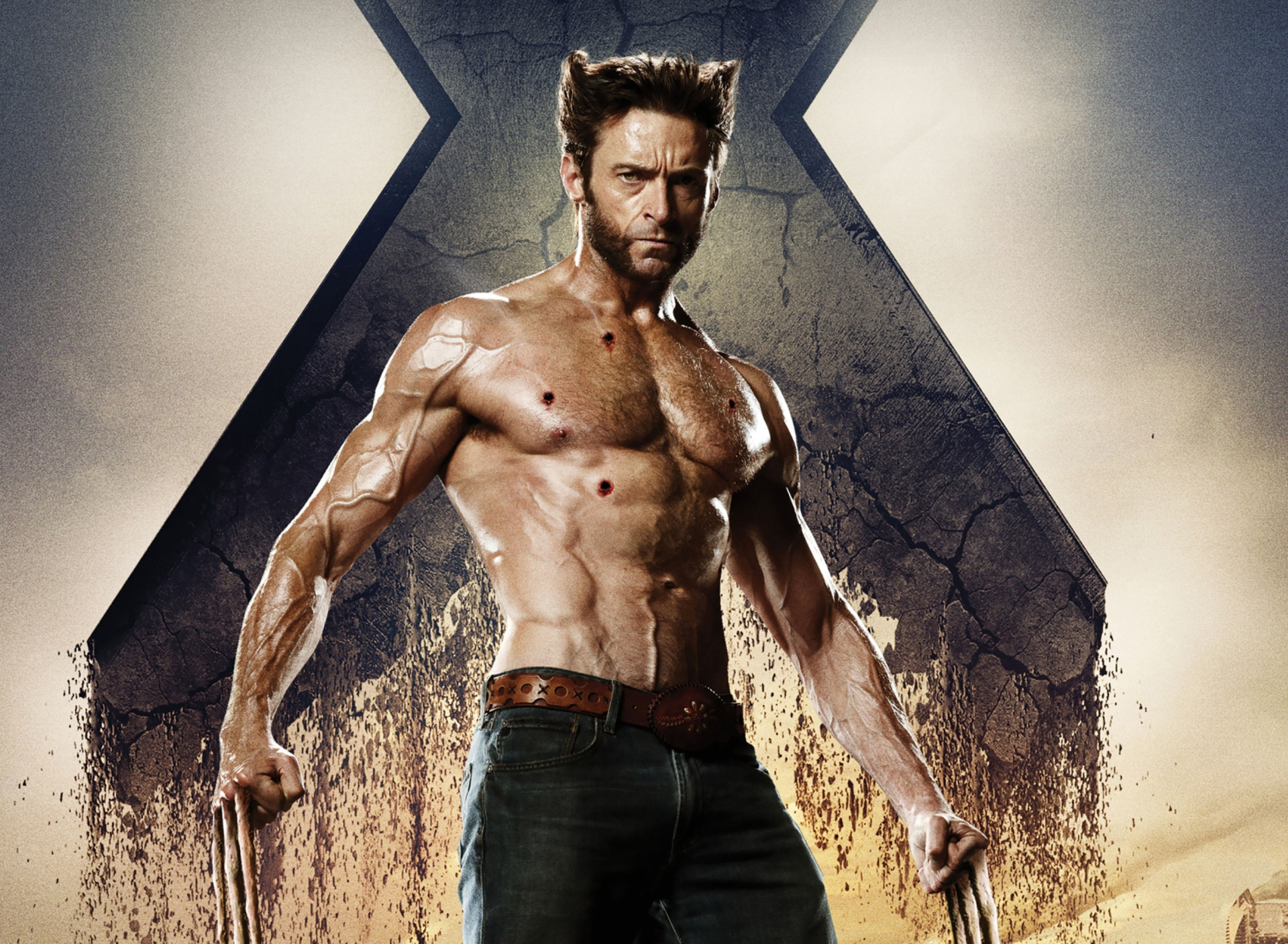 Screenshot №1 pro téma Wolverine In X Men Days Of Future Past 1920x1408