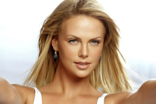 Charlize Theron Background for Android, iPhone and iPad