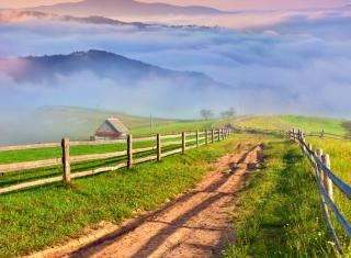 Countryside Background for Android, iPhone and iPad