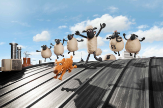 Shaun the Sheep Movie - Obrázkek zdarma pro Samsung Galaxy A3