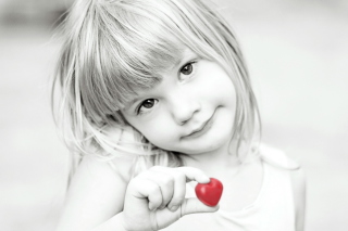 Child's Love Picture for Android, iPhone and iPad
