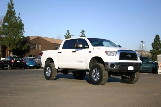Toyota Tundra Background for Android, iPhone and iPad