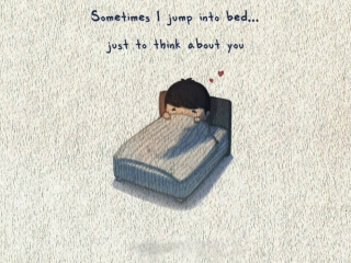 Love Is Jump To Bed for Nokia Asha 200