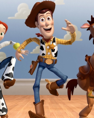 Обои Woody in Toy Story 3 для телефона и на рабочий стол 640x1136