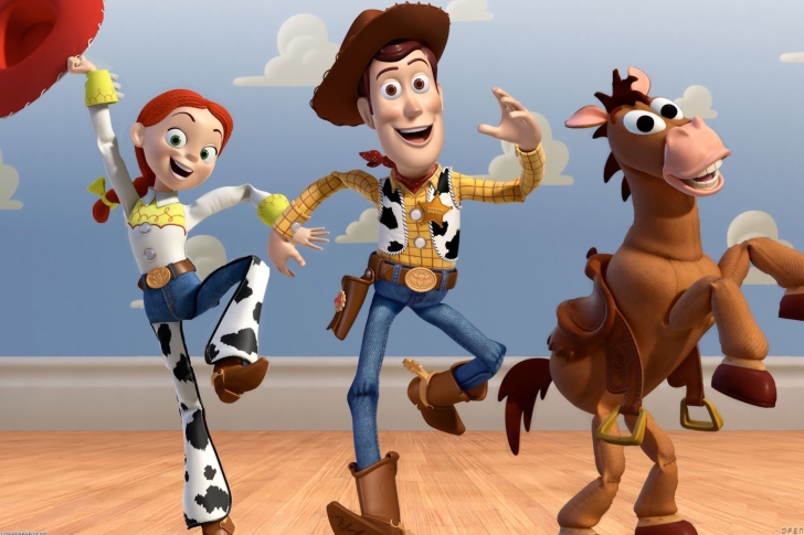 Screenshot №1 pro téma Woody in Toy Story 3