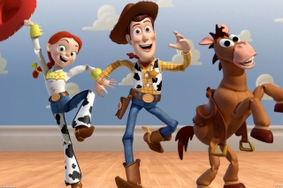 Kostenloses Woody in Toy Story 3 Wallpaper für Samsung Galaxy S5