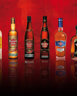 Free Havana Club Rum Picture for Nokia Asha 311