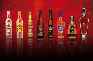 Havana Club Rum Background for Android 480x800