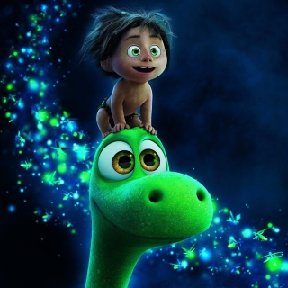 The Good Dinosaur Cartoon sfondi gratuiti per iPad Air