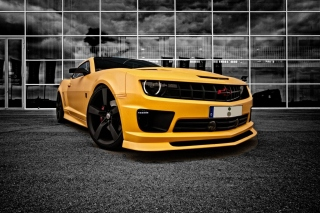 Free Chevrolet Camaro Picture for Android 480x800