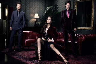 Nina Dobrev in The Vampire Diaries sfondi gratuiti per Android 2560x1600