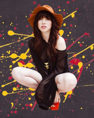 Free Carly Rae Jepsen Picture for HTC Titan