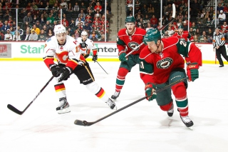 Minnesota Wild Picture for Android, iPhone and iPad