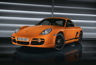 Porsche Boxster S Cayman S Special Picture for Android, iPhone and iPad