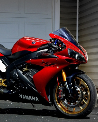 Yamaha YZF R1 Wallpaper for Nokia C1-02