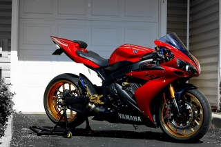 Yamaha YZF R1 Picture for Android, iPhone and iPad