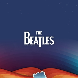 Beatles Rock Band sfondi gratuiti per iPad Air