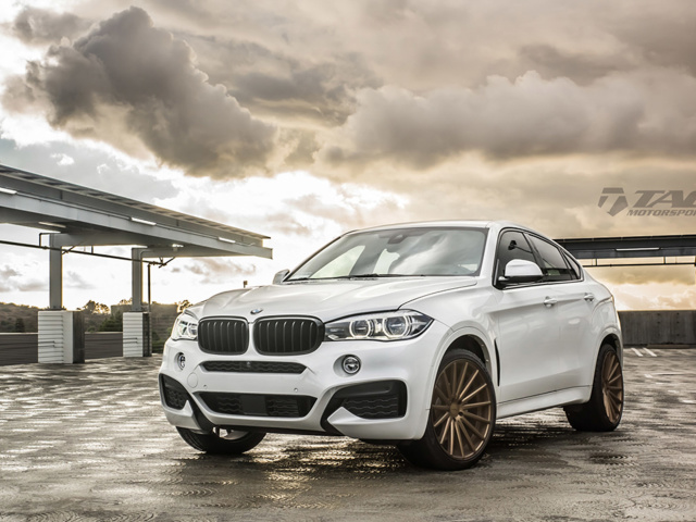 Screenshot №1 pro téma BMW X6 Vossen Wheels VVS CV3 640x480