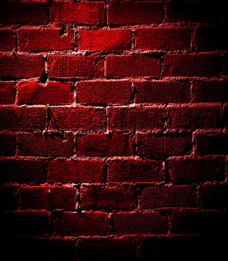 Free Red Brick Picture for iPhone 6 Plus