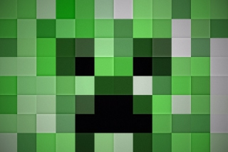 Free Green Squares Picture for Android, iPhone and iPad