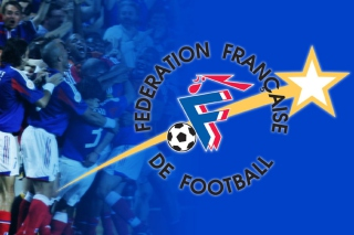 Federacion Futbol De France Background for 1280x1024