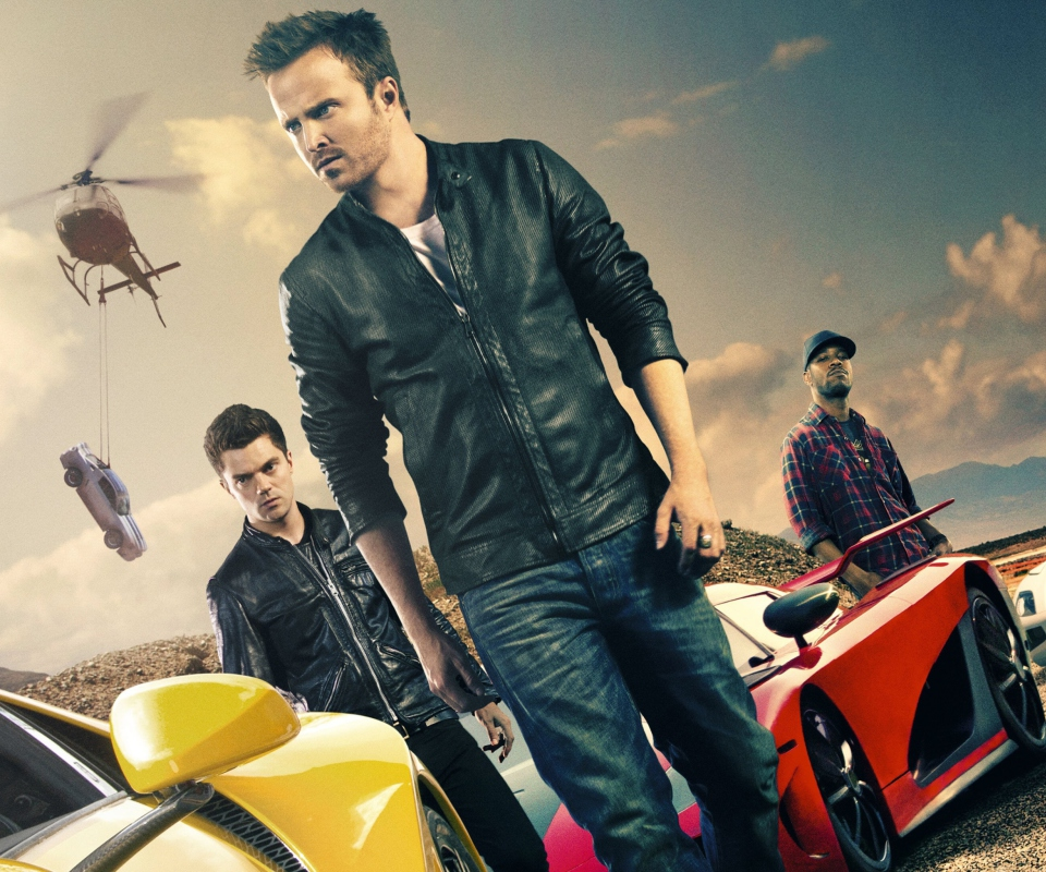 Screenshot №1 pro téma Need For Speed 2014 Movie 960x800