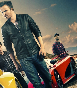 Need For Speed 2014 Movie - Obrázkek zdarma pro 240x432