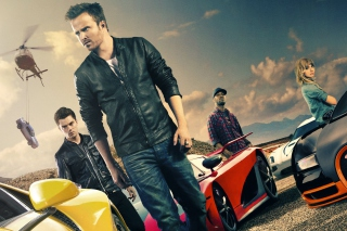Kostenloses Need For Speed 2014 Movie Wallpaper für LG P700 Optimus L7