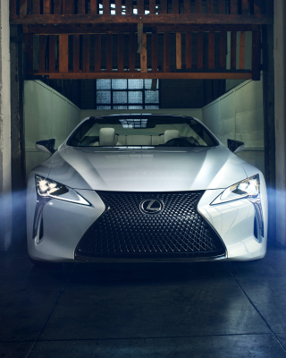 Lexus LC 500 Picture for 176x220
