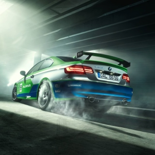 BMW Alpina GT3 Touring sfondi gratuiti per iPad mini
