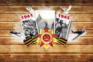 Victory Day Background for Android, iPhone and iPad