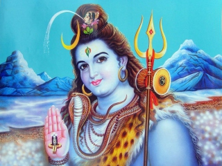 Lord Shiva God Background for Android, iPhone and iPad