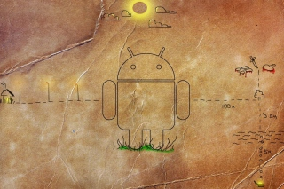 Free Android HD Logo Picture for 960x854
