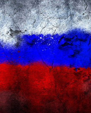 Russia Colors Wallpaper for Nokia C1-00