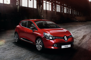 Renault Clio Background for Android, iPhone and iPad