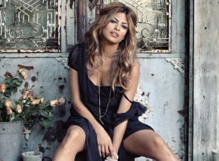 Free Eva Mendes Picture for Android, iPhone and iPad