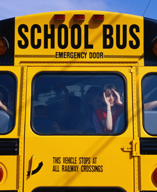 School Bus Wallpaper for HTC Titan
