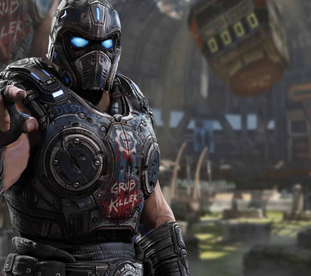 Video Game - Gears Of War 3 para Motorola RAZR XT910