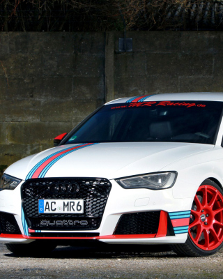 MR Car Design Audi RS 3 Sportback sfondi gratuiti per iPhone 6 Plus