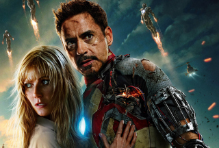 Iron Man 2013 Picture for Android, iPhone and iPad