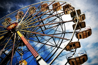 Free Ferris Wheel Picture for Android 2560x1600