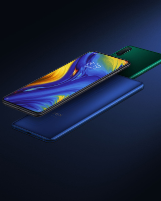 Xiaomi Mi Mix 3 6GB Background for HTC Touch Diamond CDMA