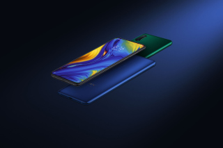 Free Xiaomi Mi Mix 3 6GB Picture for Android, iPhone and iPad