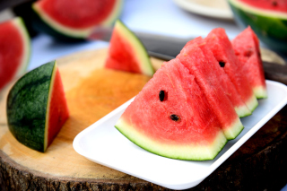 Watermelon Background for Android, iPhone and iPad