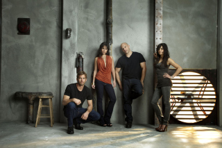Michelle Rodriguez, Jordana Brewster, Vin Diesel, Paul Walker Background for Android, iPhone and iPad